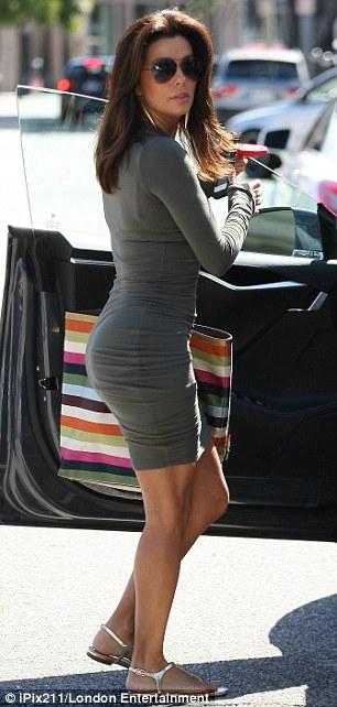 Eva longoria hot ass — photo 5