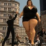Giantess Lover